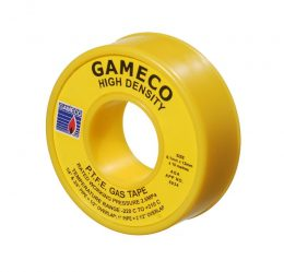 TAPE TEFLON GAMECO HIGH DENSITY 10M