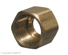 COMPRESSION NUT 3/16""