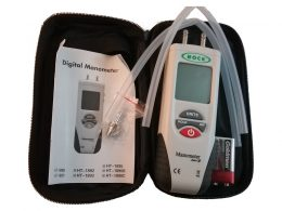 MANOMETER DIGITAL 0-14kpa