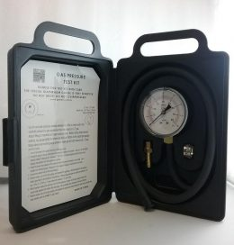 TEST GAUGE KIT 0-8Kpa BOXED